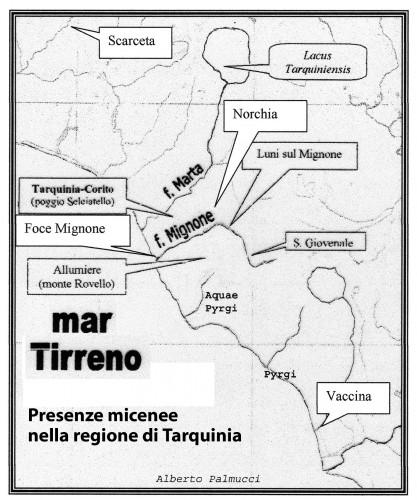 dna,etruschi,migrazioni,anatolia,troia,palmucci, Tarquinia